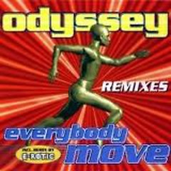 Everybody Move (Remixes) - Odyssey