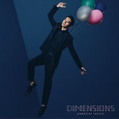 Dimensions - Taguchi Junnosuke
