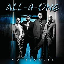 No Regrets - All-4-One