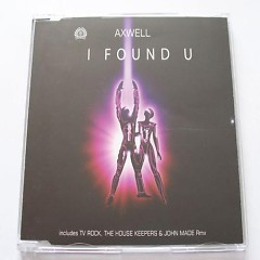 I Found U (High Contrast Remixes) (Vinyl)