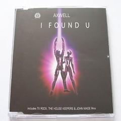 I Found U (Vinyl)