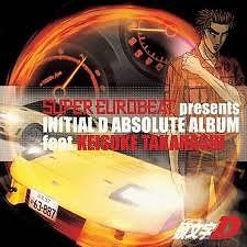 Initial D Absolute Album feat. Keisuke Takahashi  - Initial D