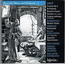 Liszt Complete Music For Solo Piano Vol.53A - Music For Piano And Orchestra - II Disc 3