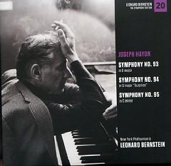 Franz Joseph Haydn – Symphonies No 93, No 94 & No 95
