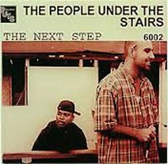 The Next Step - People Under the Stairs