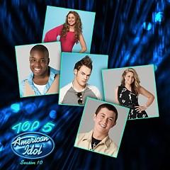 American Idol Season 10 Top 5