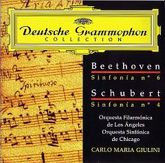 Beethoven  Schubert   Symphony No.6 · Symphony No.4