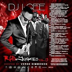 R&B Junkies 13 (CD1)