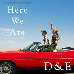 Here We Are (Jap Ver.) (Single) - D&E (Super Junior)