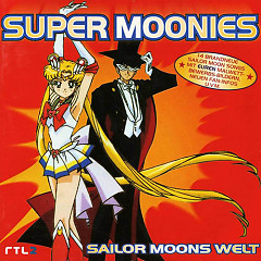 Super Moonies Sailor Moons Welt - Super Moonies