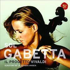 Il Progetto Vivaldi CD2 - Sol Gabetta