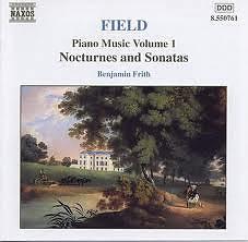 John Field:Sonatas and Nocturnes CD1 - Benjamin Frith