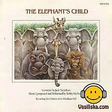 The Elephant's Child - Bobby McFerrin