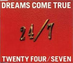 24/7 -TWENTY FOUR/SEVEN (Single)