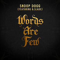 Words Are Few (Single) - Snoop Dogg