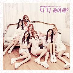 I Think I Love U (Single) - SONAMOO