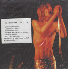 Heavy Liquid (Disc 6: 1974 E.P (Bimbos 365 Club, S.F. Jan 1974)) - The Stooges