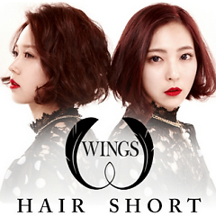 Hair Short - Wings