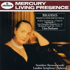 The Collector's Edition CD 39 Bachauer - Brahms, Liszt, Beethoven Piano Works