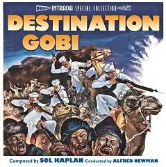 Destination Gobi OST (Pt.1) - Sol Kaplan