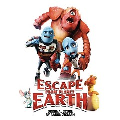 Escape From Planet Earth OST (Pt.2) - Aaron Zigman