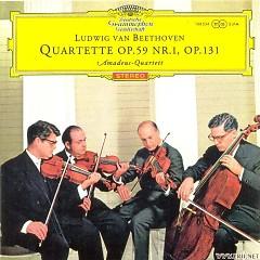 Beethoven, Streichquartette Nr. 7 & 15  - Amadeus Quartett