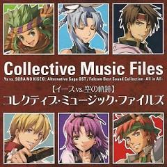 Ys vs. SORA NO KISEKI Collective Music Files (CD1)