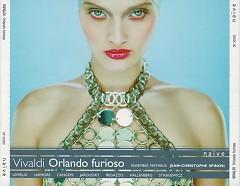 Orlando Furioso  Spinosi  CD4