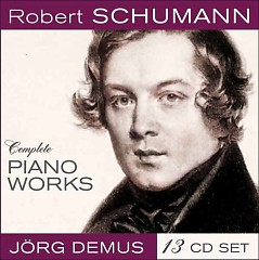 Schumann - The Complete Piano Works - J. Demus - Disc10 No.2