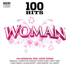 100 Hits Woman (CD1)