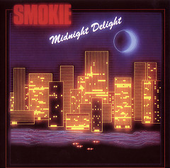 Album Midnight Delight - Smokie