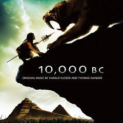Ten Thousand BC (10,000 BC) OST (P.1) - Harald Kloser