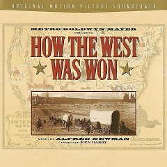 How The West Was Won OST CD1 (P.2) - Alfred Newman
