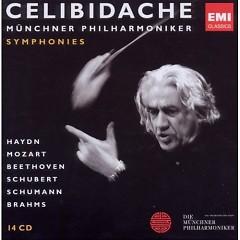 Sergiu Celibidache - Symphonies (CD8) - Sergiu Celibidache