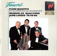 Piano Quartets - Gabriel Faure