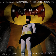 Batman The Movie OST (P.2) - Nelson Riddle