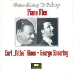 Piano Men (CD 1) - Earl Hines,George Shearing
