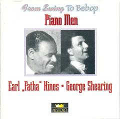 Piano Men (CD 2) - Earl Hines,George Shearing