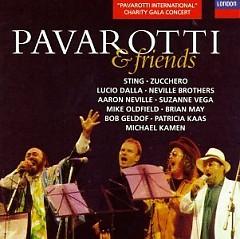 Pavarotti And Friends