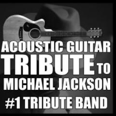 Acoustic Guitar Tribute to Michael Jackson