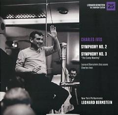 Charles Ives – Symphonies No 2 & No 3