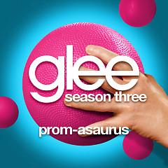 Glee Season 3 EP 19 Singles: Prom-Asaurus
