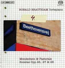 Beethoven: Complete Works For Solo Piano Vol.4 - Ronald Bräutigam