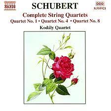 Schubert Complete String Quartets Vol.4