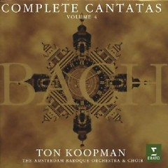 Bach - Complete Cantatas, Vol. 4 CD 3 No. 2