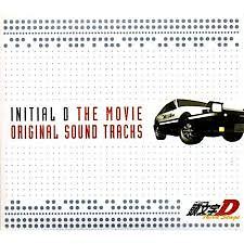 Initial D The Movie Original Sound Tracks (CD2)