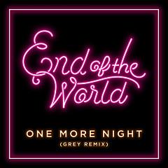 One More Night (Grey Remix) / One More Night (Tep No Remix)