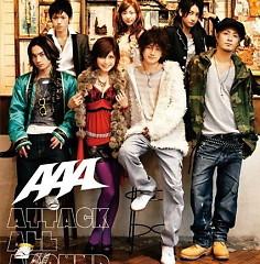 Attack All Around (CD1)