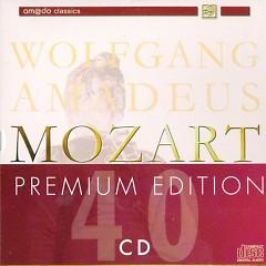 Premium Edition - Mozart (CD40)