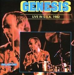 Live USA (CD1) - Genesis